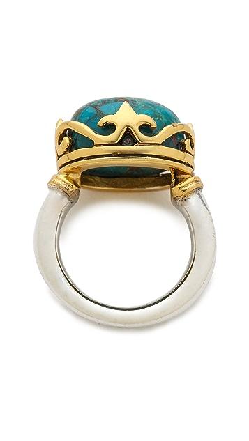 push BY PUSHMATAaHA Monarch Ring
