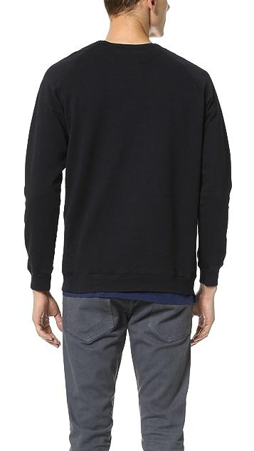 Quality Peoples Seek Shelter Crew Sweatshirt