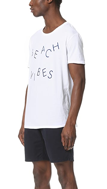 Quality Peoples Beach Vibes Tee