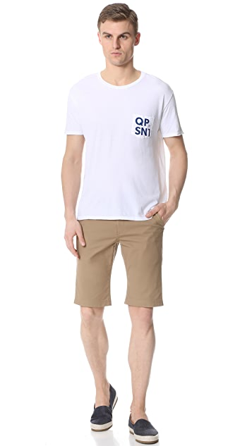 Quality Peoples QPSN1 Pocket Tee