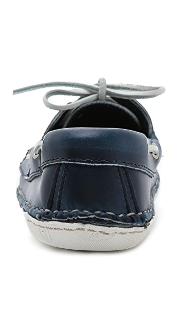Quoddy Boat Moc Shoes