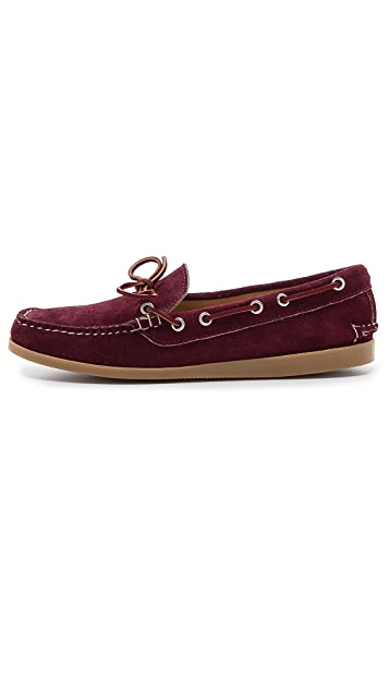 Quoddy Canoe Shoes