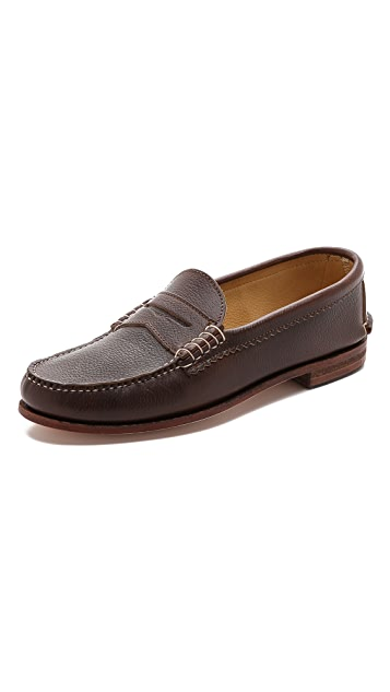 d6fde5c7bc1 Quoddy True Penny Loafers
