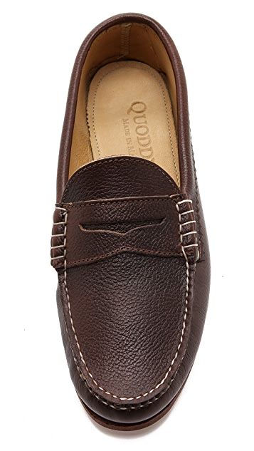 Quoddy True Penny Loafers