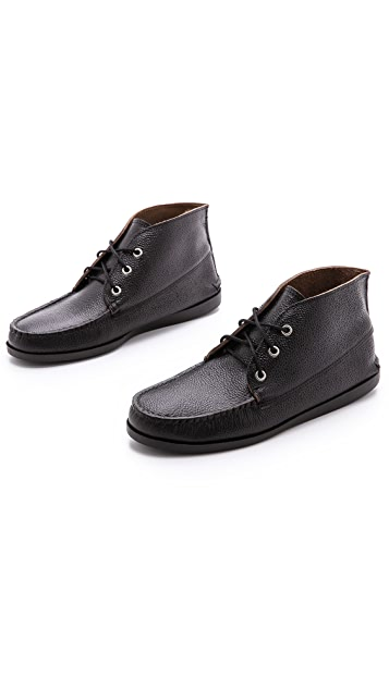 Quoddy Deck Chukka Boots