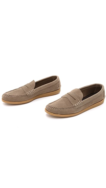 Quoddy True Penny Loafer Shoes