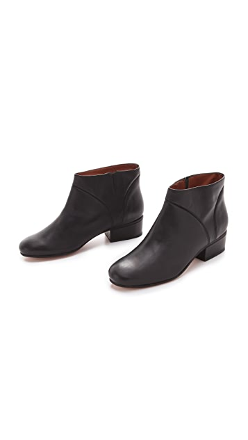 Rachel Comey Dorsey Zip Up Booties