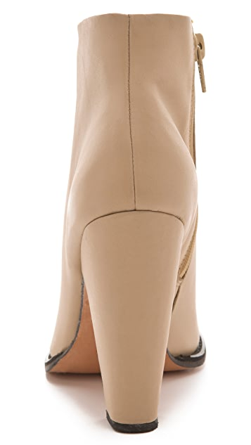Rachel Comey Willow Zip Up Booties
