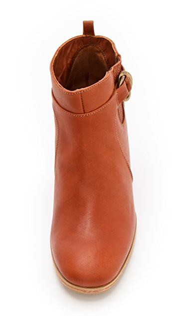 Rachel Comey Hitch Buckle Booties