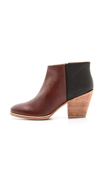 Rachel Comey Mars Two Tone Booties