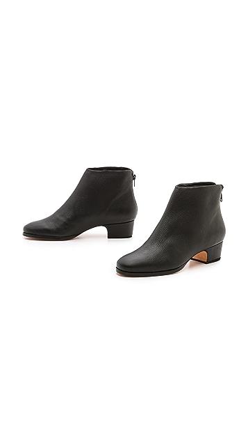 Rachel Comey Typer Low Heel Booties