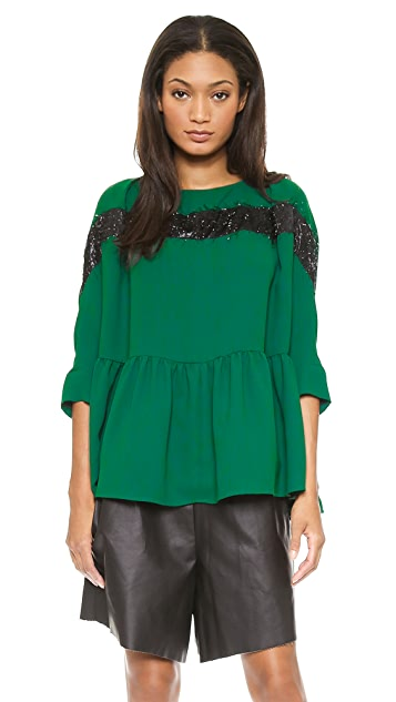 Rachel Comey Reunion Top