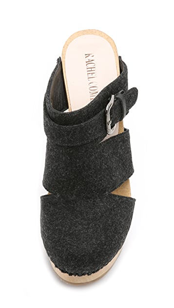 Rachel Comey Fiero Wool Clogs