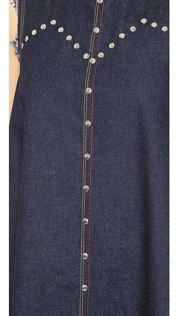 Rachel Comey Короткое платье Chronicle