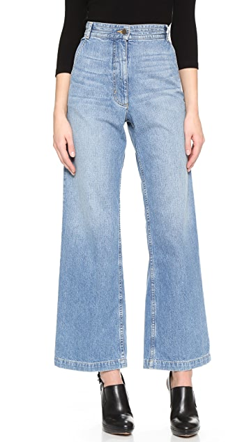 Rachel Comey Длинные джинсы Bishop