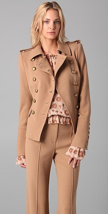 Rachel Zoe Military Jacket