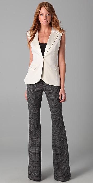 Rachel Zoe Vivien Tuxedo Vest