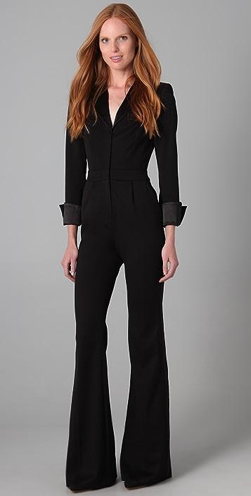Rachel Zoe Jerry Tuxedo Jumpsuit