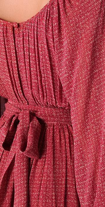 Rachel Zoe Olivia Blouson Gown