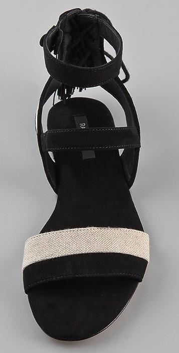Rachel Zoe Gemma Flat Sandals