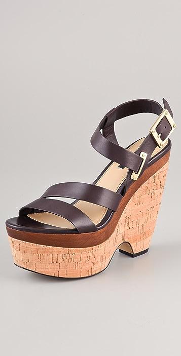 Rachel Zoe Sharon Wedge Sandals