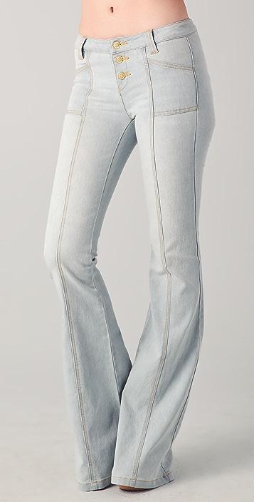 Rachel Zoe Campbell Flare Jeans