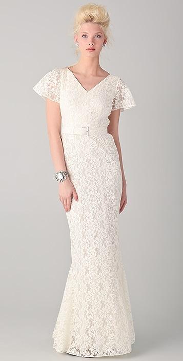 Rachel Zoe Amelie Godet Gown ...