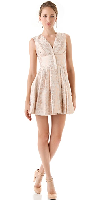 Rachel Zoe Daria Sleeveless Dress