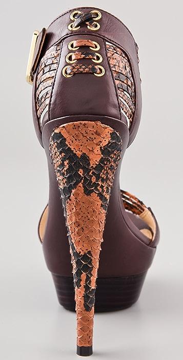 Rachel Zoe Bonnie Platform Sandals