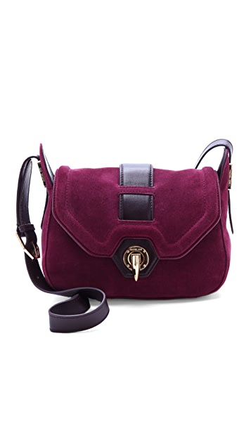 Rachel Zoe Eve Small Saddle Bag