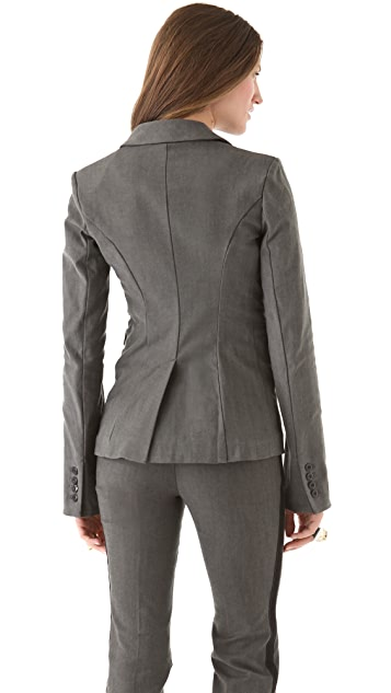 Rachel Zoe Hutton Tailored Denim Jacket