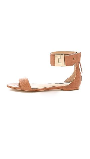 Rachel Zoe Gladys Flat Sandals