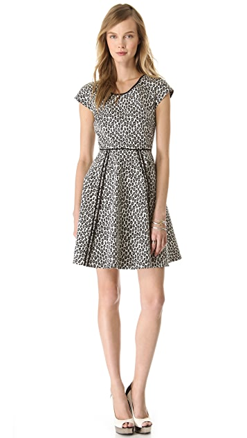 Rachel Zoe Iryna Full Skirt Dress