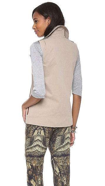 Rachel Zoe Rooney Boxy Vest