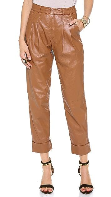 Rachel Zoe Phoenix Slouchy Crop Pants