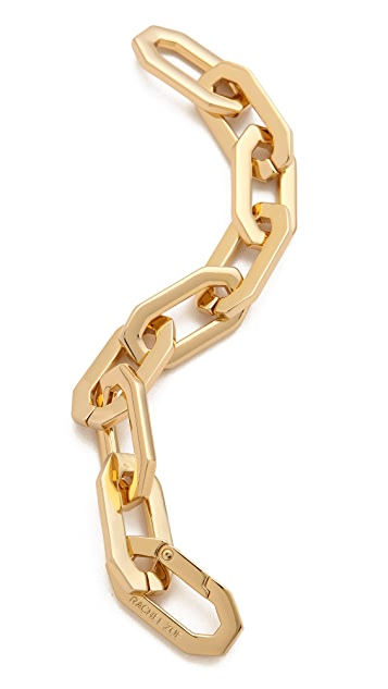 Rachel Zoe Signature Link Bracelet