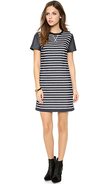 Rachel Zoe Warren Striped Dress