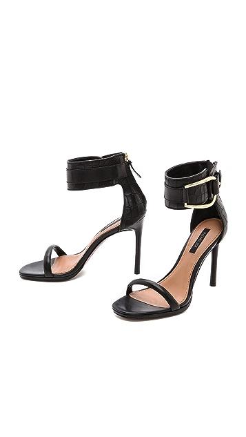 Rachel Zoe Melina Ankle Strap Sandals
