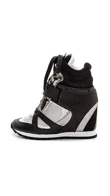 Rachel Zoe Geri Wedge Sneakers