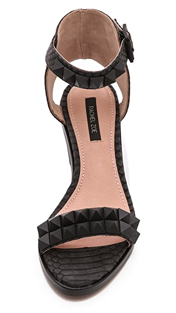 Rachel Zoe Colbie Studded Sandals