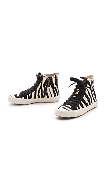 Rachel Zoe Barret Haircalf Sneakers