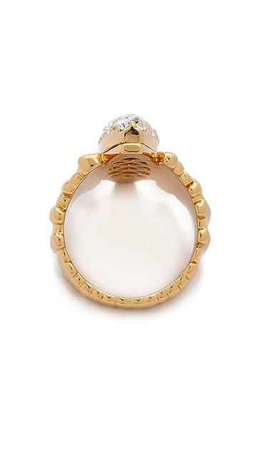 Rachel Zoe Pave Pod Ring
