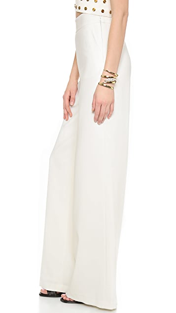 Rachel Zoe Smith High Waisted Pants