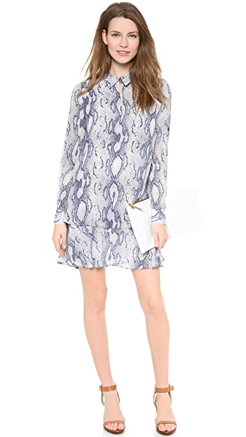 Rachel Zoe Sharona Shirtdress