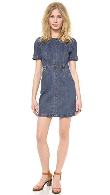 Rachel Zoe Callie Denim Dress