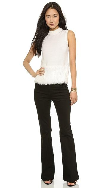 Rachel Zoe Devyn Flare Jeans