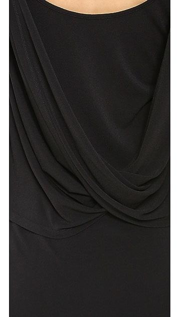 Rachel Zoe Casey Draped Raglan Dress