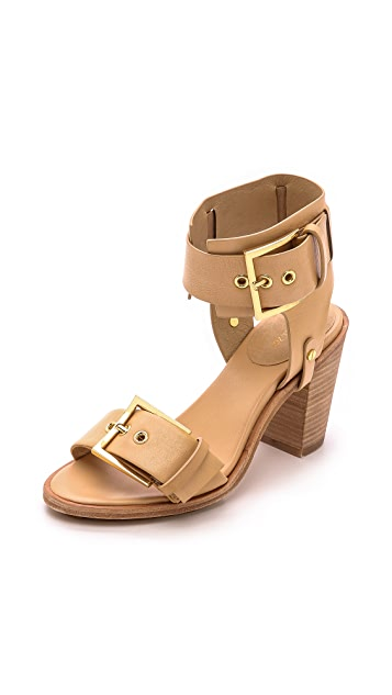 Rachel Zoe Reeve Block Heel Sandals