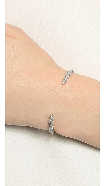 Rachel Zoe Sophia Pave Cuff Bracelet