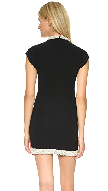 Rachel Zoe Maxine Cap Sleeve Dress